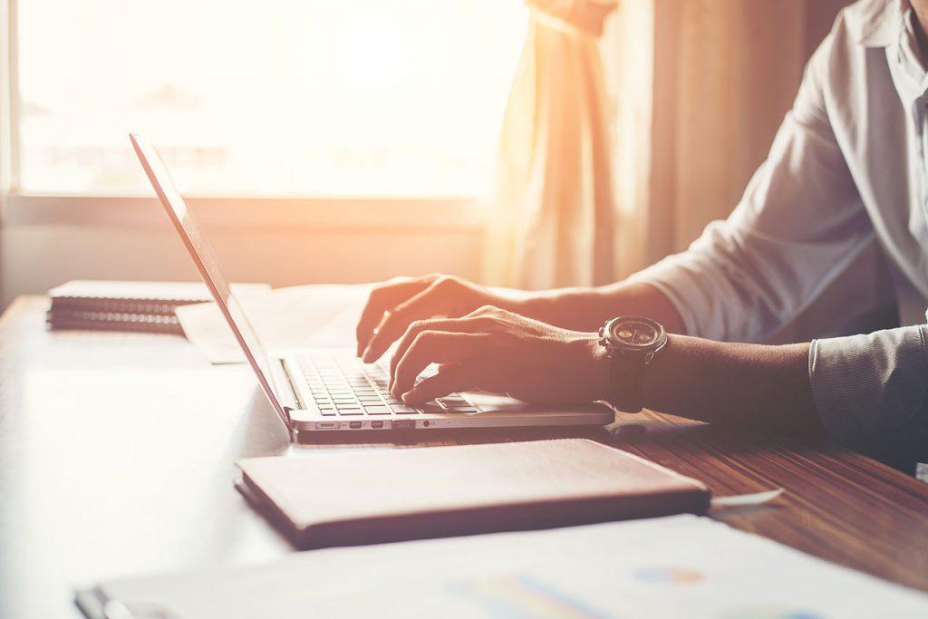 acessar internet com segurança e produtividade